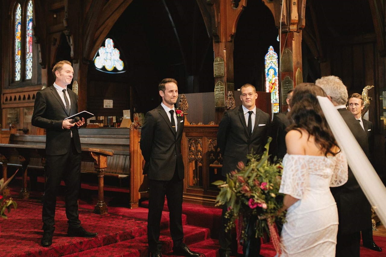 Tell Me Everything: Advice from a Wellington Wedding Celebrant